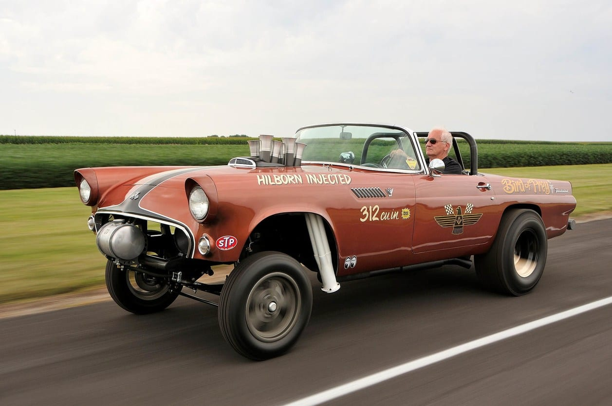 T-Bird Gasser On The Road