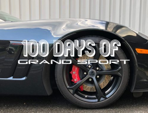 100 Days of Grand Sport: Part 3 – Learn by doing