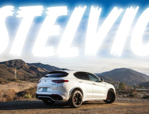 Alfa Romeo Stelvio Quadrifoglio: The ultimate crossover… sports car?