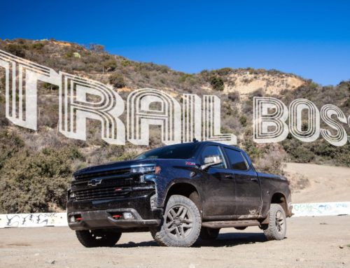 Chevy's Silverado Trail Boss is …almost good