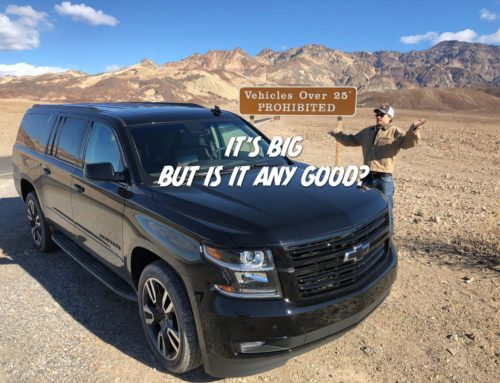 The 2019 Suburban is big, but is it good?