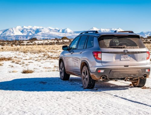 Passport To Moab: First Drive 2019 Honda Passport