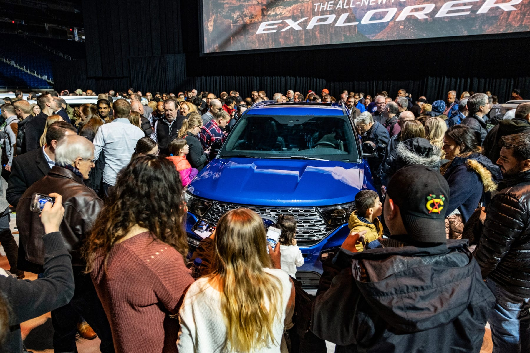 The 2020 Ford Explorer Debuts In Detroit Hooniverse