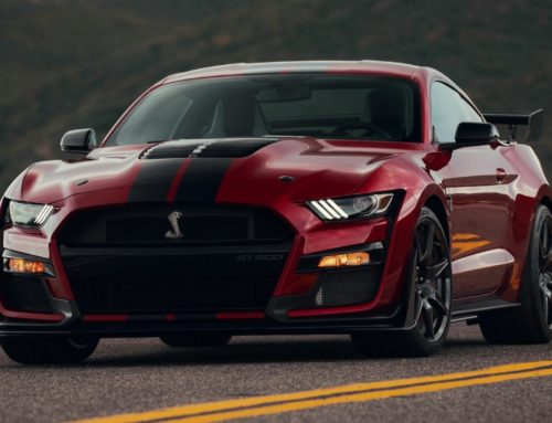 Return of the King – 2020 Mustang Shelby GT500