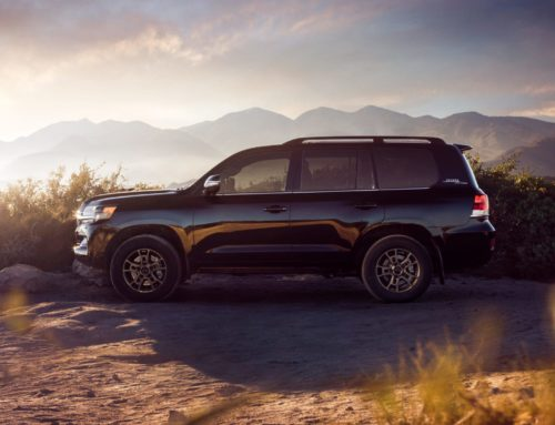 Toyota releases Heritage Edition Land Cruiser