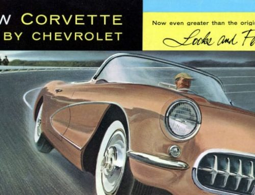 Rumor has it: The C8 Corvette may be available with 1,000 horsepower