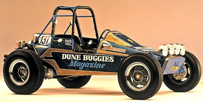 Drino Miller's Single Seat Baja Buggy