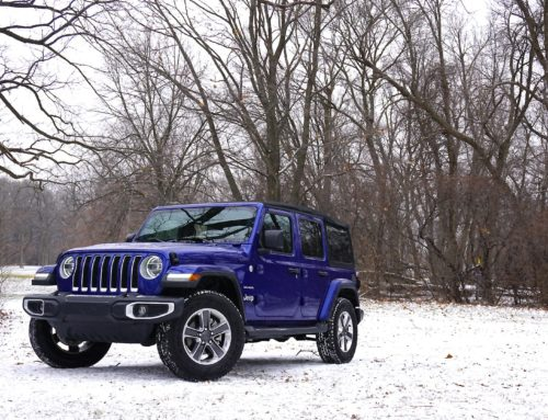 What questions do you have about Jeep's new mild-hybrid Wrangler?