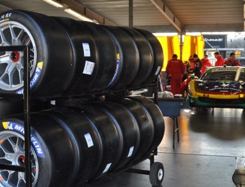 Rolex 24 at Daytona: The Michelin Tires