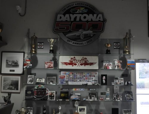 Visiting the ISC Archives and Research Center at Daytona International Speedway