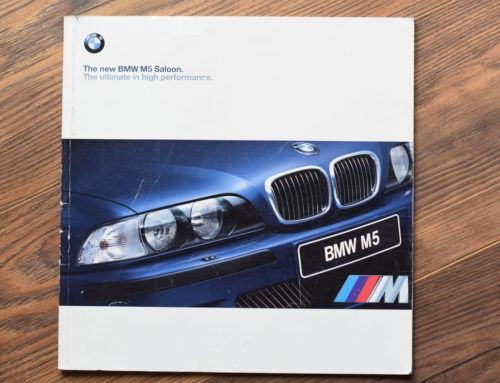 The Carchive: The BMW M5 (E39)