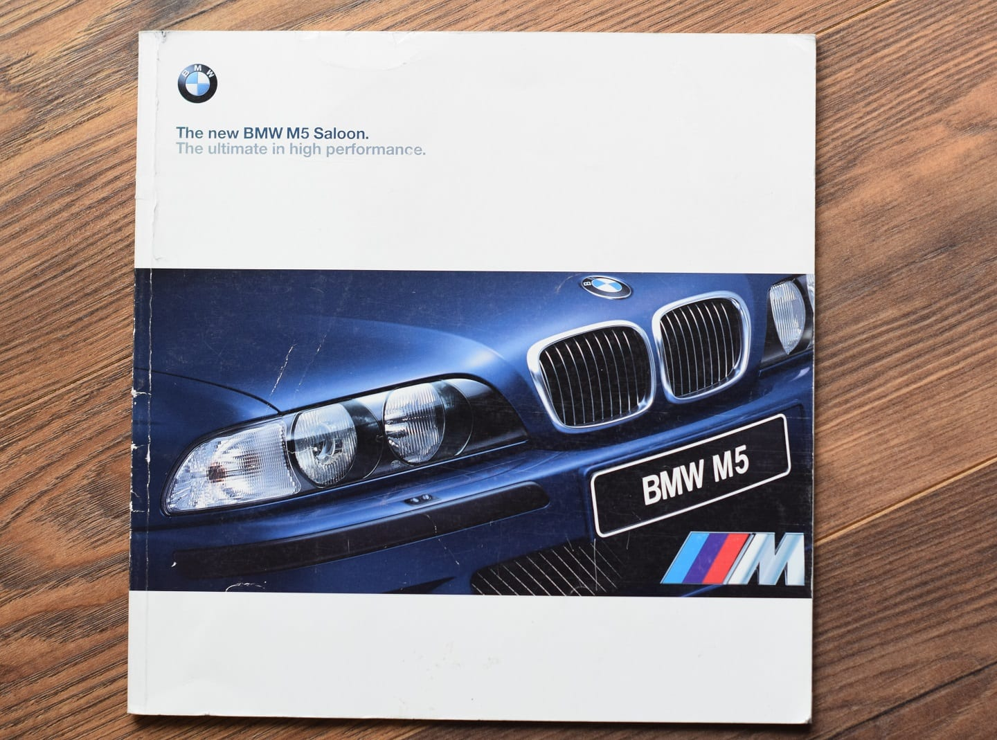 E39 BMW M5 in The Carchive