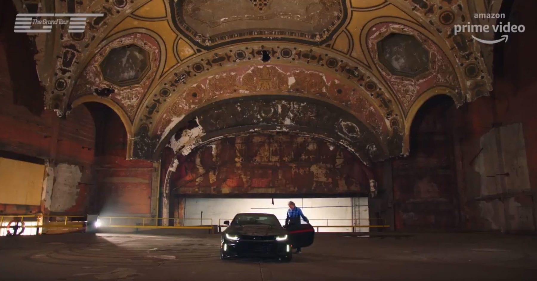 Grand Tour Michigan Theater