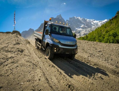 IVECO Daily 4×4 would make the best daily driver rock smasher
