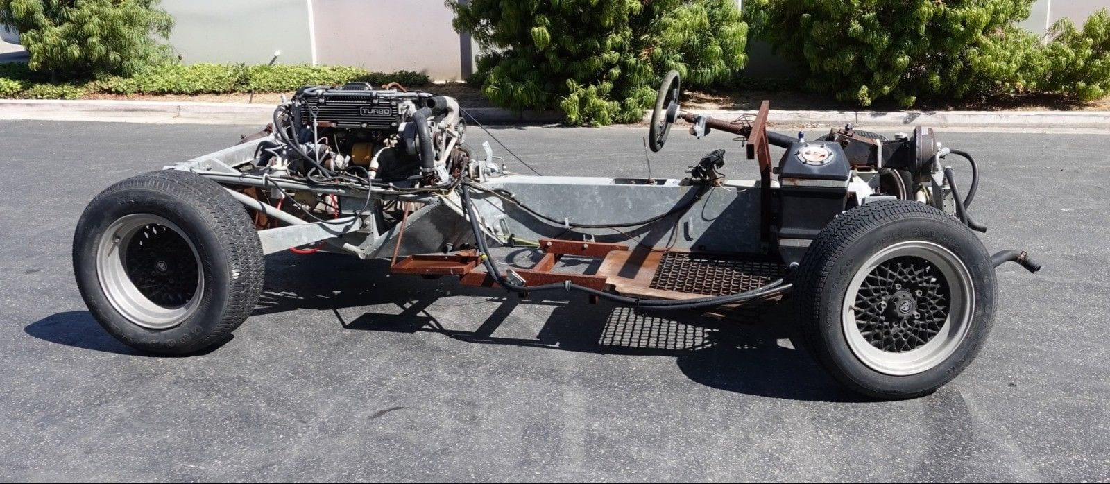 Lotus Esprit rolling chassis for sale