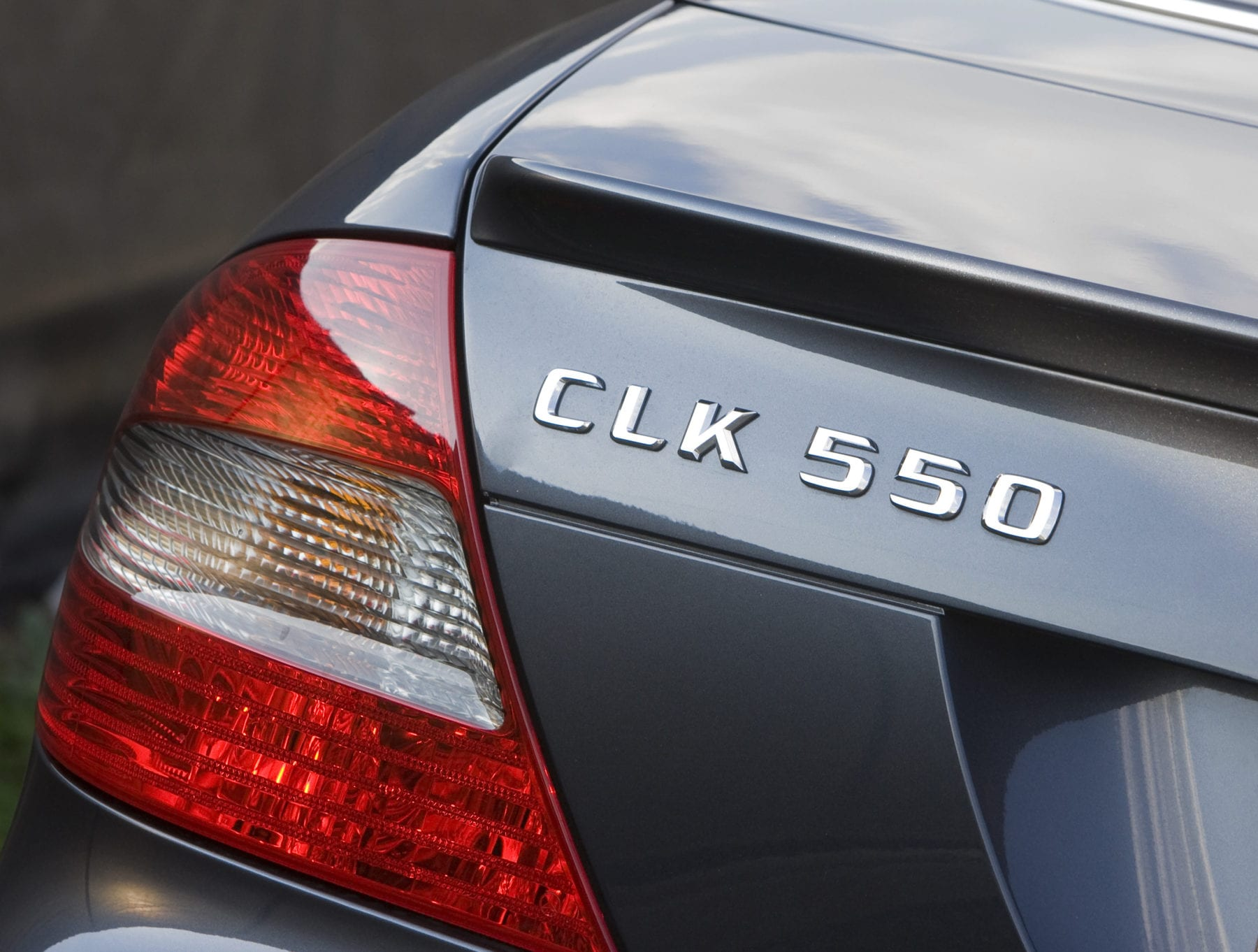 CLK550 Cabriolet