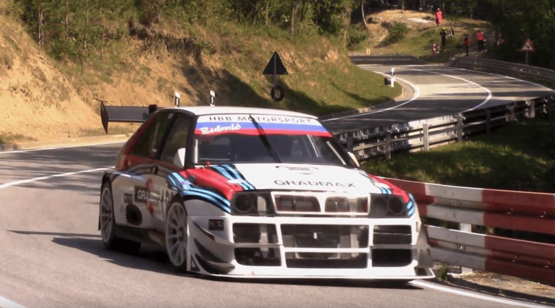 Lancia Delta Hill Climb Monster