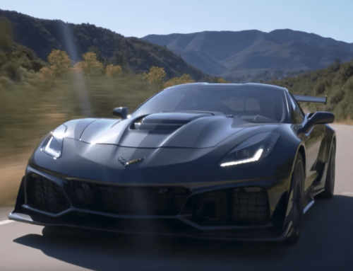 Everyday Driver kicks off its Corvette film with the 2019 ZR1