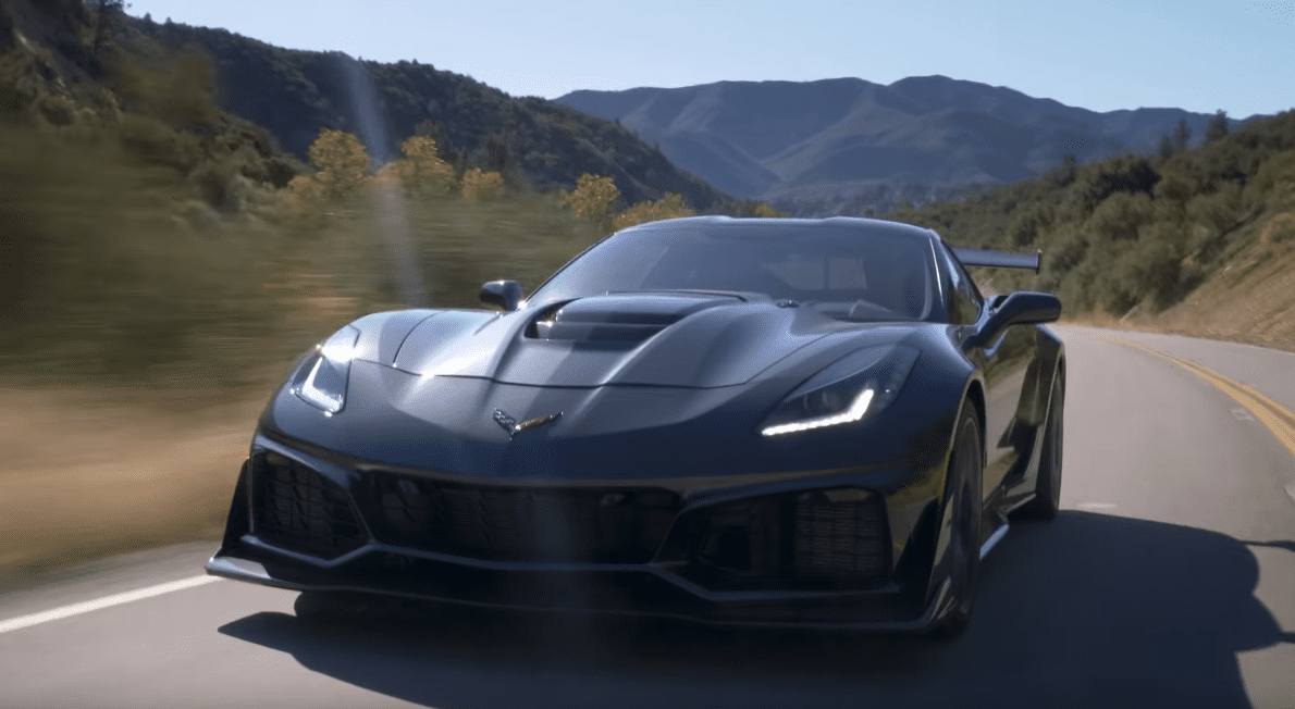 2019 Corvette ZR1 Everyday Driver