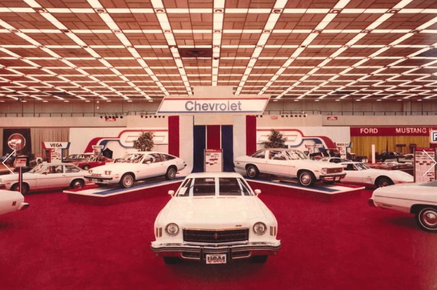 1975 Detroit Auto Show