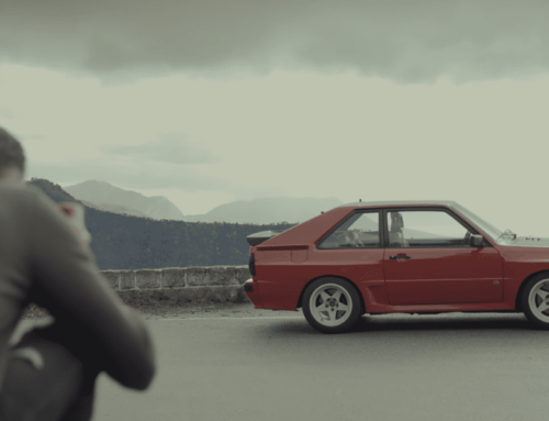 Racer André Lotterer daily drives this amazing 1984 Audi Sport Quattro