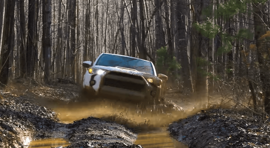 Nitto Tires Trail Grappler off-road ASMR video