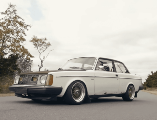 Volvo Stories is a trio of tales about your favorite Swedish machine
