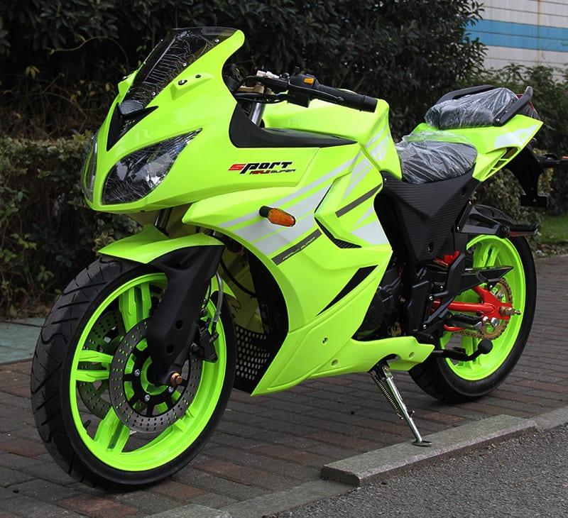 Dayglo Green Bao BD150