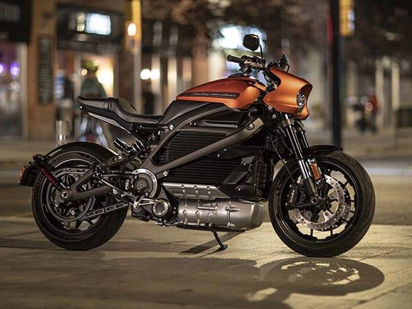 The Harley-Davidson Livewire