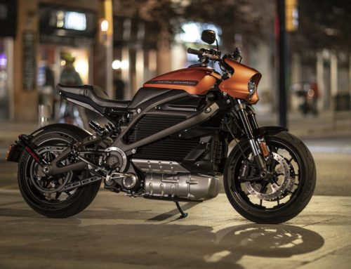Harley announces Livewire specs, sky doesn't fall