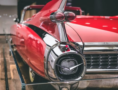 The coolest car at the Detroit Auto Show is from 1959
