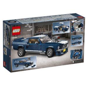 1960s customizable LEGO Ford Mustang