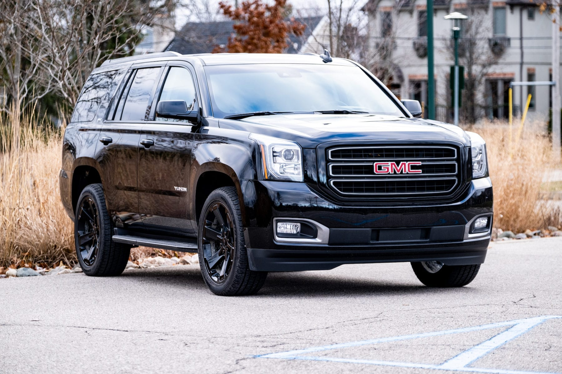 Old school, still cool? The 2019 GMC Yukon