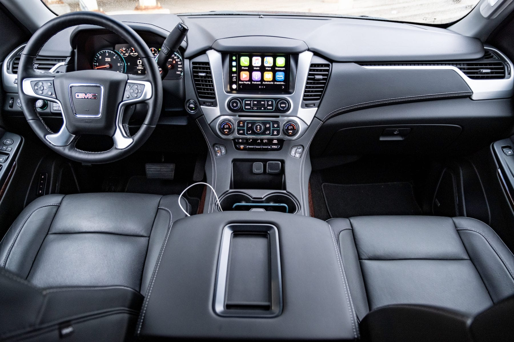 2019 GMC Yukon Dash