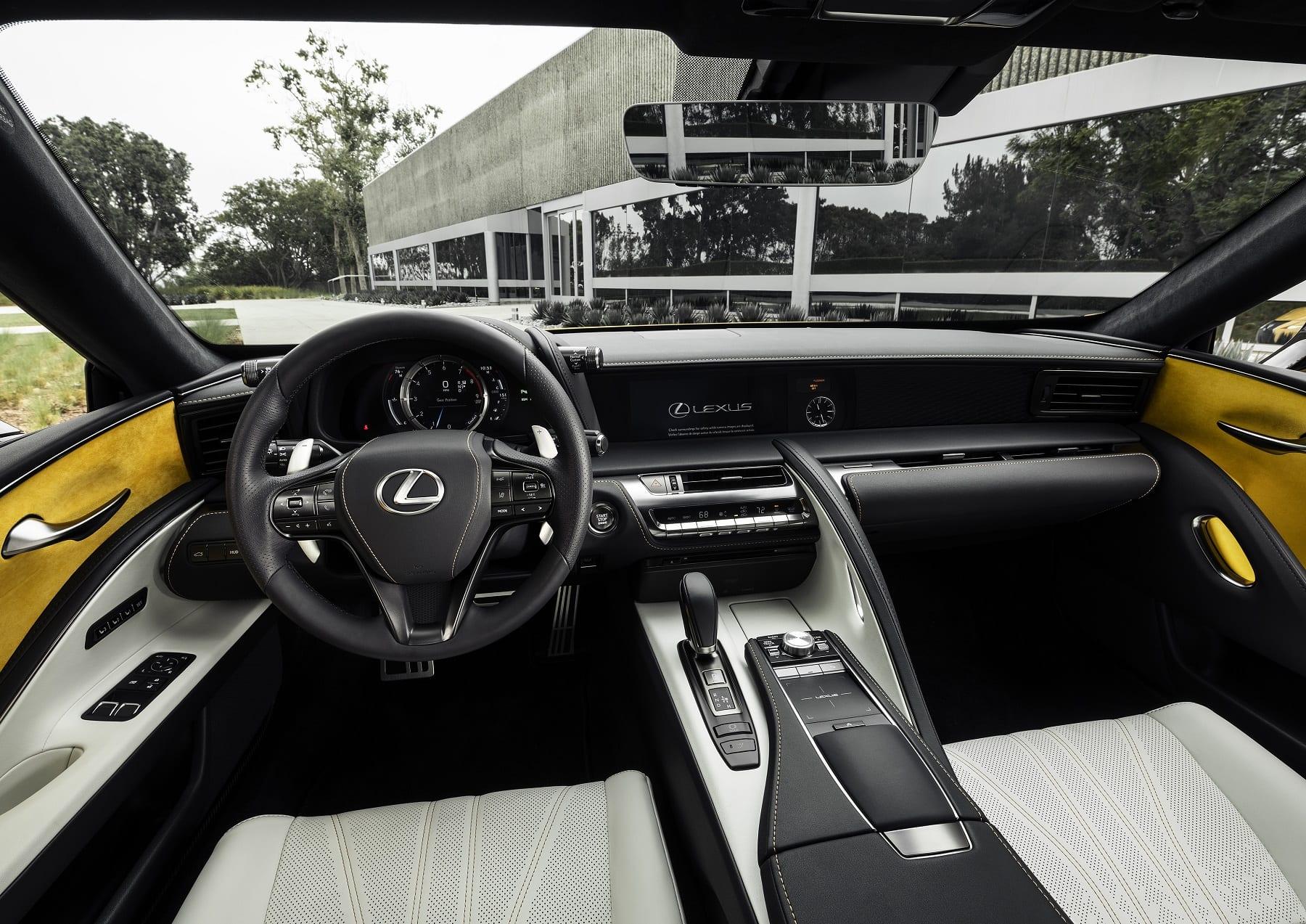 2019_Lexus_LC_500_Inspiration_Edition