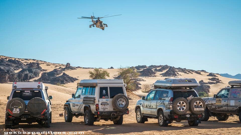 Geko Expeditions Algeria