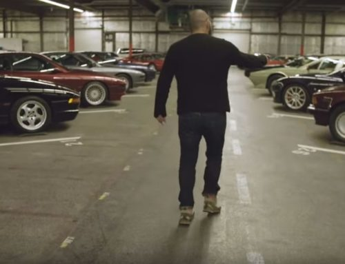 Chris Harris Tours The Raddest Car Collection Ever