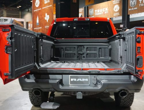 Gallery: The Ram 1500's new multi-function tailgate