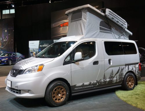 Recon Campers' Envy is the mini RV to lust for
