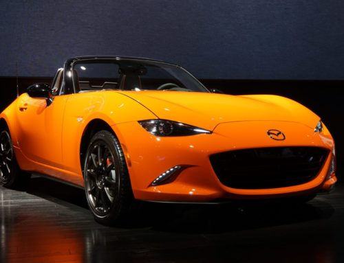 Up-close with Mazda's 30th-Anniversary Edition MX-5 Miata