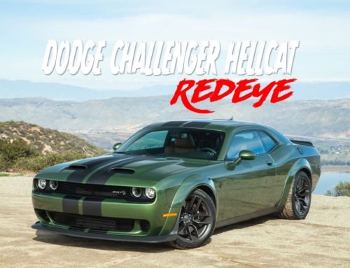 The Dodge Challenger Hellcat Redeye… is ridiculous