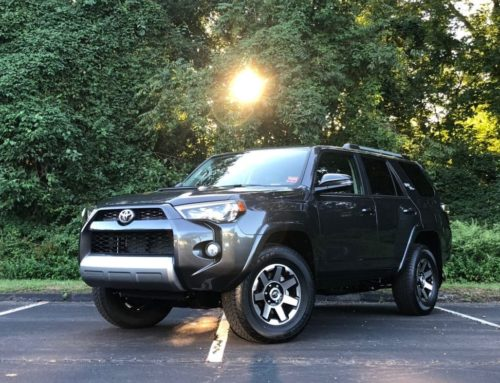 Project Introduction: My new 5th-gen 4Runner TRD Off Road