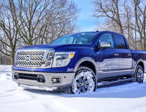 What do you want to know about Nissan's 2019 Titan?