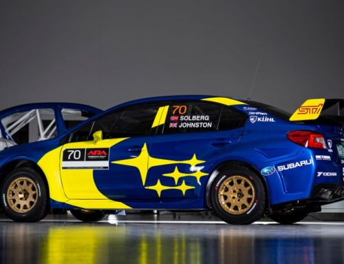 Subaru officially unveils its return to iconic livery for 2019