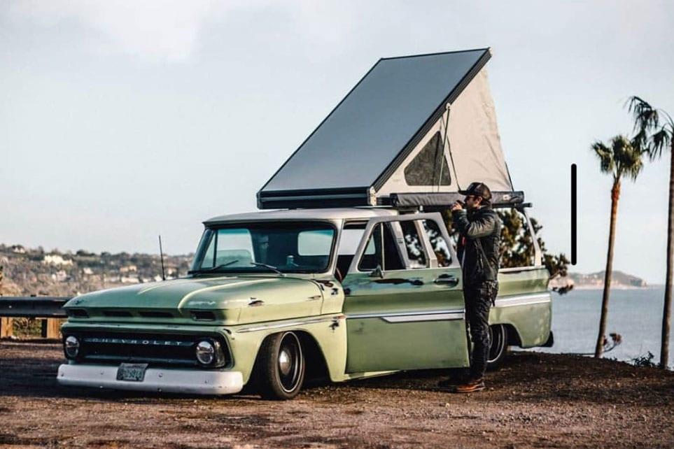Chevy C10 Overland Build