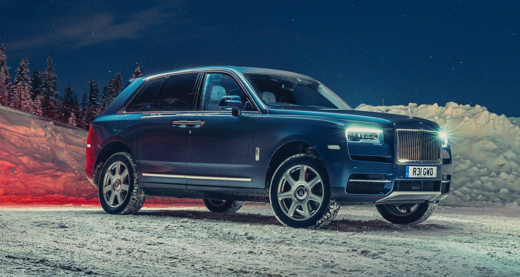 Rolls Royce Cunnilingus