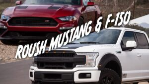Roush Stage 3 Mustang and F-150 SC