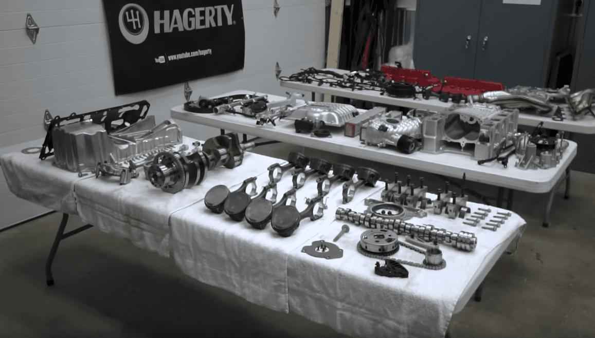 Redline Rebuild Dodge Demon Hemi V8