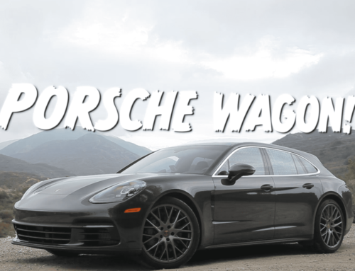 Porsche Panamera Sport Turismo 4S – One of the greatest cars ever…