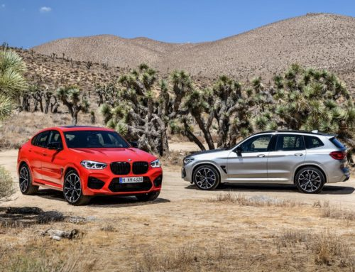 Rejoice! BMW X3 M and BMW X4 M are here!